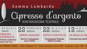 Striscione Cipresso d'Argento 2014